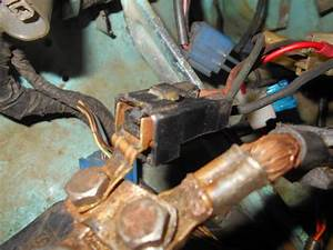 83 Datsun 720 Wiring Harness Issues