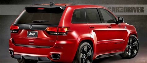 2016 Grand Cherokee Srt Hellcat Price, Engine, Specs