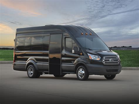ford transit  xlt luxury coach vans ford transit