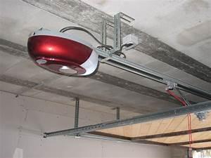 Moteur De Porte De Garage : moteur pour porte de garage basculante ~ Nature-et-papiers.com Idées de Décoration