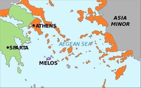 siege bce siege of melos