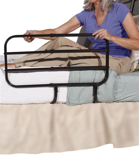 Bed Rail For Elderly by Galleon Able Bedside Extend A Rail Adjustable