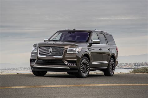 2018 Lincoln Navigator First Test Mojo Retrieved Motor