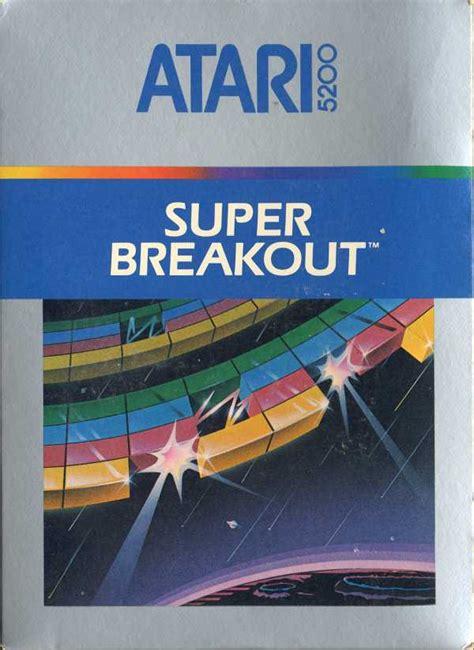 Atari 5200 Box Scans S Game Covers Box Scans Box Art Cd