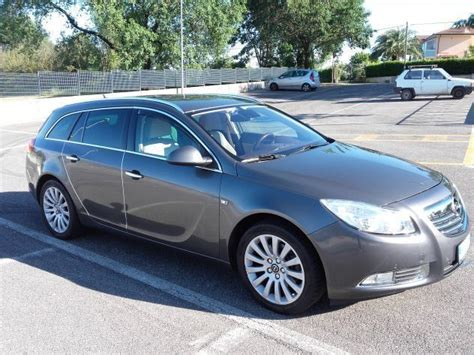 Opel Insignia Sw by Sold Opel Insignia Sw 160cv Used Cars For Sale