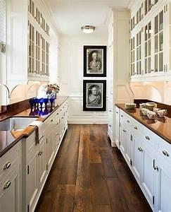 Galley, Kitchen, Designs