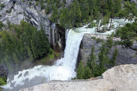 Vernal Fall Yosemite National Park All You Need