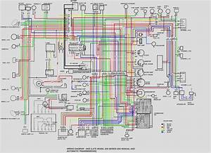 Colored Wire Diagram - Ignition  U0026 Electrical