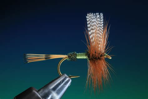 Dry Fly Tying Patterns