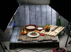 DIY Mini Home Photo Studio Made From Pallets   Food photography lighting, Home photo studio ...