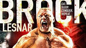 WWE DVD Review: Brock Lesnar- Eat, Sleep, Conquer, Repeat ...