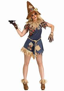 Rubies Costume Size Chart Scary Scarecrow Women 39 S Costume