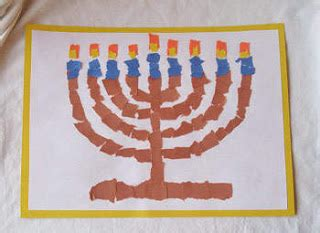 preschool hanukkah activities random handprints a nyc live from new jersey 355