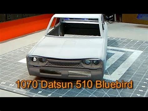 Datsun 510 Grill by Datsun 510 Bluebird 5 Grill Taillights And Spoiler