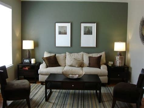 Living Room Accent Wall Color by Best 25 Green Accent Walls Ideas On Painted