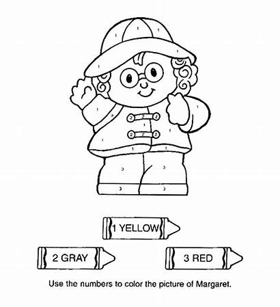Coloring Pages Fisher Fun Crayon Coloringpages101 Others