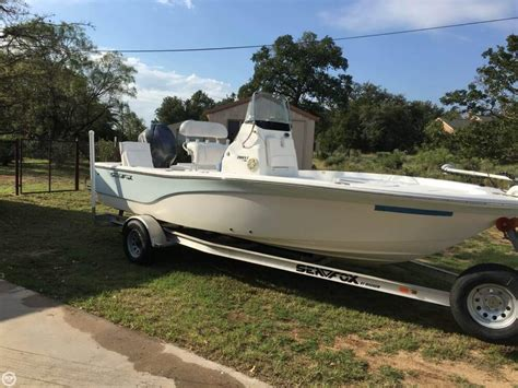 Used Sea Fox Boats In Texas by 2013 Used Sea Fox 200 Viper Bay Boat For Sale 27 999