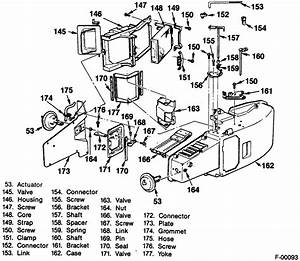 Instructions For Heater Core Removal On 1986 Chevrolet