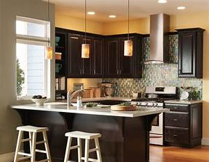 shenandoah cabinetry kitchen los angeles by lowe39s With kitchen cabinets lowes with los angeles stickers