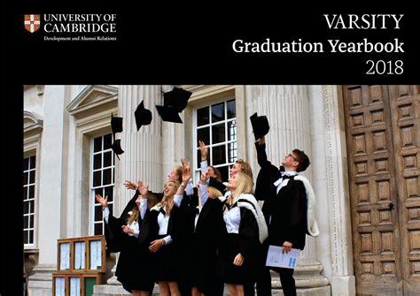 university  cambridge varsity graduation yearbook