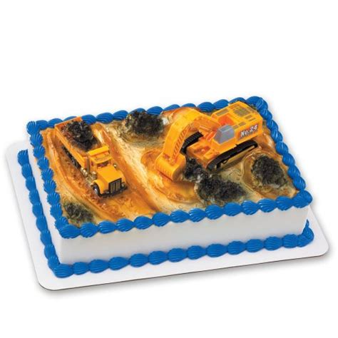 Construction Cake Decorations by Construction Cake Decorations