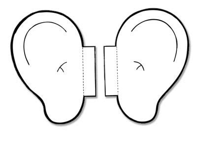 listening ears images clipart panda  clipart