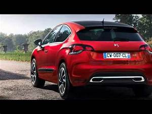 Citroen Ds Crossback : 2017 citroen ds 4 crossback new edition youtube ~ Medecine-chirurgie-esthetiques.com Avis de Voitures