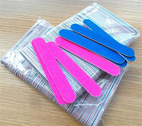 sanding nail files  grit professional nail files