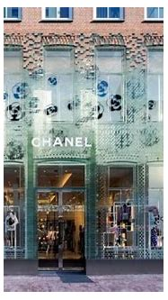 Chanel store, Amsterdam   Chanel store, Facade, Luxury retail