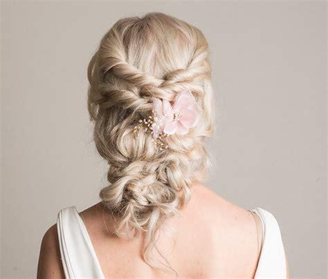 wedding hair styles  long hair wedding