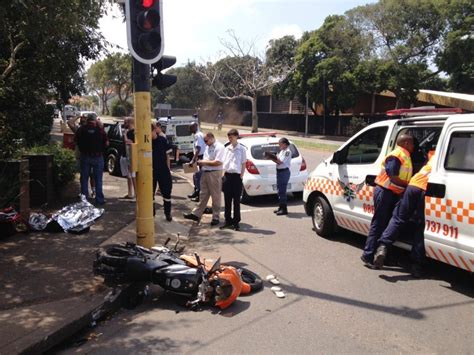 Biker Killed In Collision At The Intersection Of Franscois