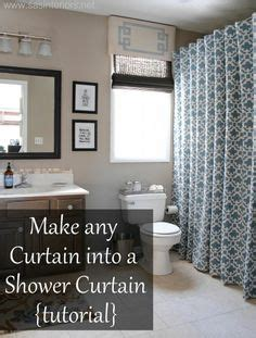 Ideas About Custom  Ee  Shower Ee   Curtains On Pinterest