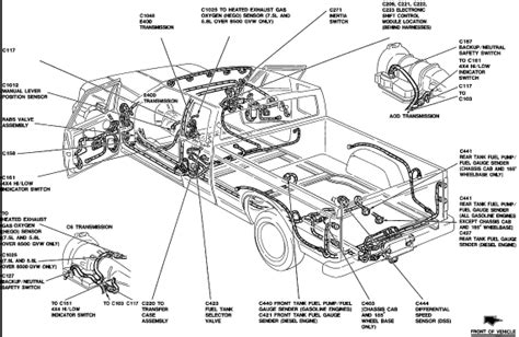 2006 F150 Fuel Line Diagram by 1992 Ford 150 Fuel Tanks Will Not Switch Need Fuel