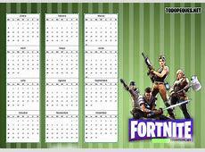 Calendarios Infantiles 2019 para Descargar Gratis Todo