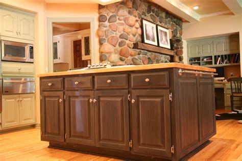 wood butcher block kitchen island designs  plans