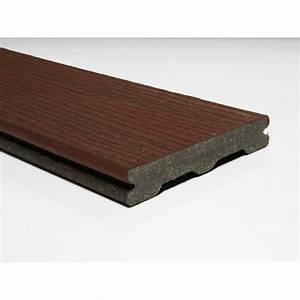 Lame De Terrasse En Composite : lame de terrasse composite coextrud e trex contour mccover ~ Dailycaller-alerts.com Idées de Décoration