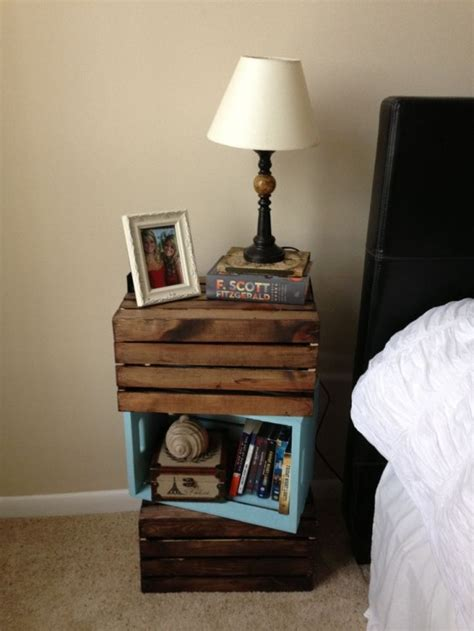 incorporate wood crates  decor  ideas digsdigs