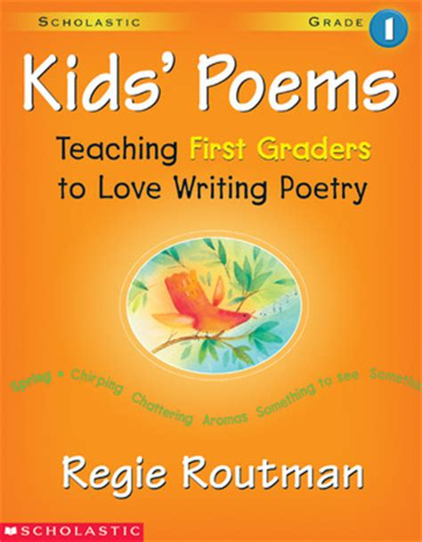kids poems st grade teaching  graders  love