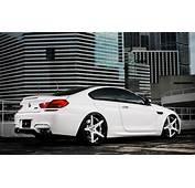 DUB Magazine  BMW M6 White On
