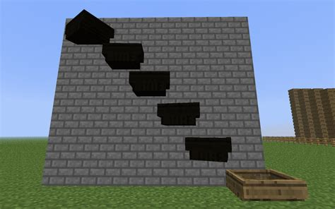 Minecraft Boat Stairs by Minecraft Boat Staircase 2 By Unusual229 On Deviantart