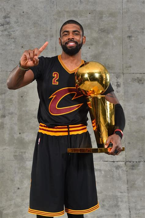 years  kyrie cleveland cavaliers