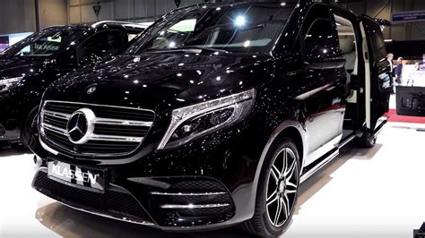 Mercedes V Class Photo by Mercedes V Class Klassen Is The S Class Of Minivans