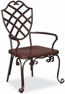 Fauteuil Fer Forgé : chaise fer forge ~ Teatrodelosmanantiales.com Idées de Décoration