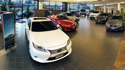 Lexus Of Seattle Car Dealership In Lynnwood, Wa 98036