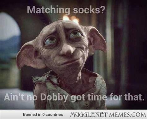 Dobby Memes - dobby sweet brown harry potter is my patronus pinterest