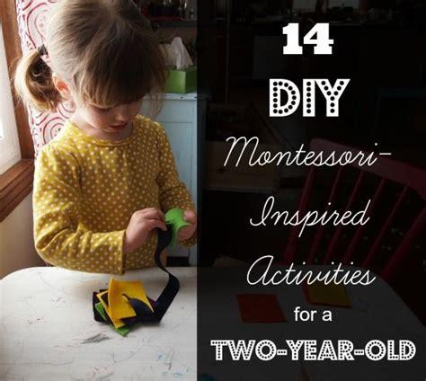 diy montessori inspired activities    year