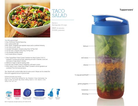 container recipes tupperware quick shake container recipes by claudee galipeau issuu