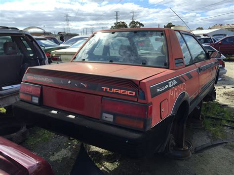 nissan pulsar turbo 80shero we we weren t meant to meet like this the