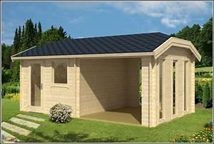Gartenhaus Mit Terrasse : gartenhaus mit vordach und terrasse download page beste wohnideen galerie ~ Whattoseeinmadrid.com Haus und Dekorationen