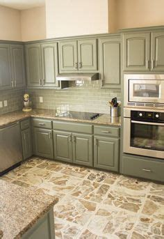 how to choose kitchen colors best 25 green cabinets ideas on green kitchen 7208